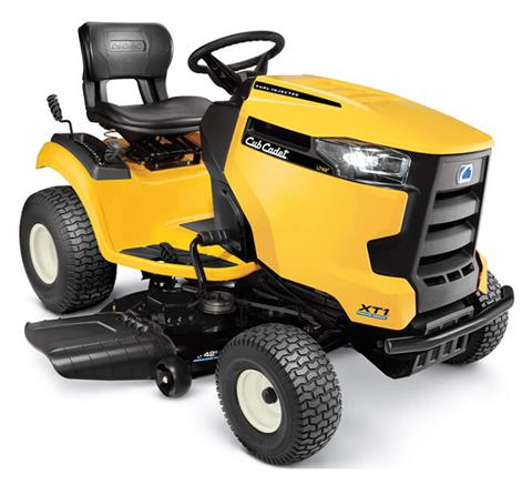 2020 Cub Cadet XT1 LT42 42 in. Cub Cadet EFI 547 cc in Hillman, Michigan