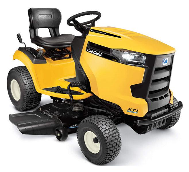 2020 Cub Cadet XT1 LT42 42 in. Cub Cadet EFI 547 cc in Livingston, Texas - Photo 1
