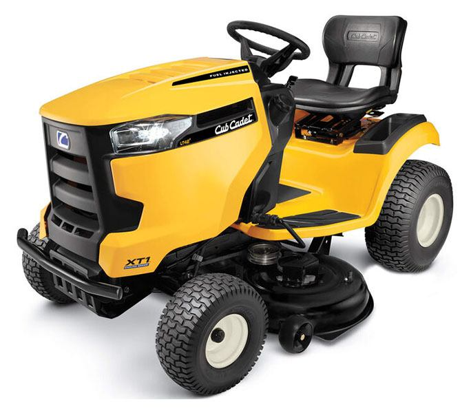 2020 Cub Cadet XT1 LT42 42 in. Cub Cadet EFI 547 cc in Livingston, Texas - Photo 2