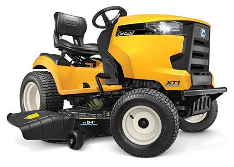 2020 Cub Cadet XT1 ST54 54 in. Kohler 7000 Series 24 hp in Hillman, Michigan