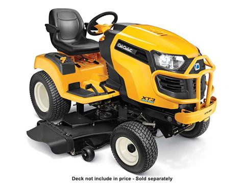 2020 Cub Cadet XT3 GS Kohler Command 22.5 hp in Hillman, Michigan