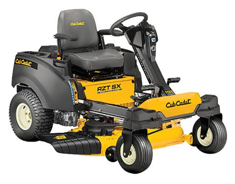 2020 Cub Cadet RZT SX 42 in. Kohler 7000 Series 22 hp in Westfield, Wisconsin