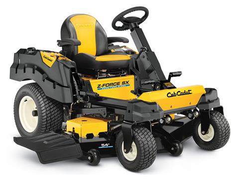 2020 Cub Cadet Z-Force SX 54 in. Kawasaki FR 24 hp in Sturgeon Bay, Wisconsin