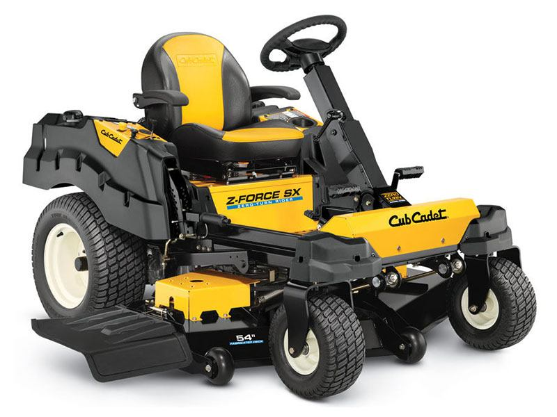 2020 Cub Cadet Z-Force SX 54 in. Kawasaki FR 24 hp in Westfield, Wisconsin