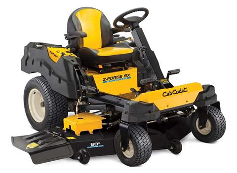2020 Cub Cadet Z-Force SX 60 in. Kawasaki FR 24 hp in Mount Bethel, Pennsylvania