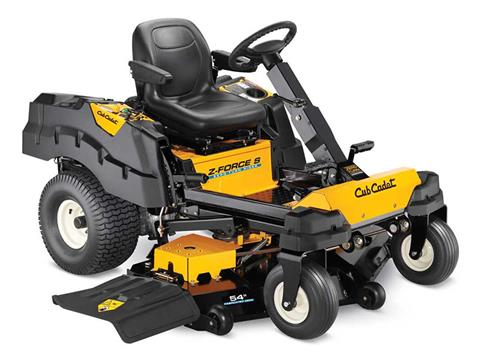 2020 Cub Cadet Z-Force S 54 in. Kohler 7000 25 hp in Sturgeon Bay, Wisconsin