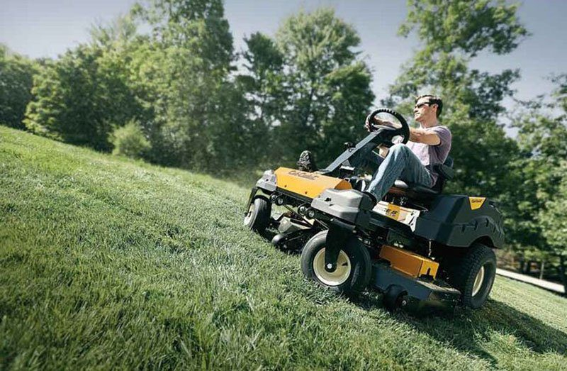 2020 Cub Cadet Z-Force S 54 in. Kohler 25 hp in Berlin, Wisconsin - Photo 4