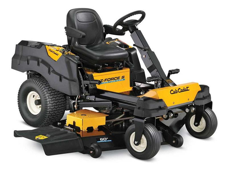 2020 Cub Cadet Z-Force S 60 in. Kohler 25 hp in Prairie Du Chien, Wisconsin - Photo 1