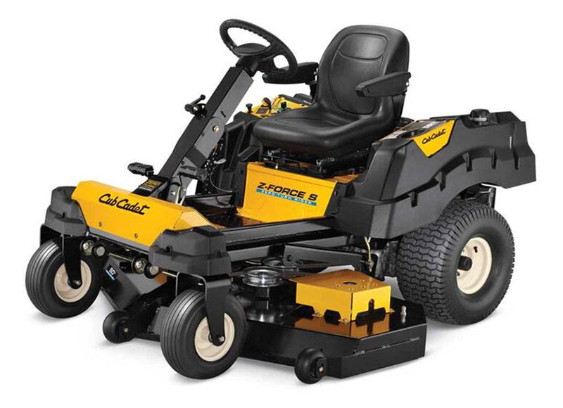 2020 Cub Cadet Z-Force S 60 in. Kohler 25 hp in Sturgeon Bay, Wisconsin - Photo 2