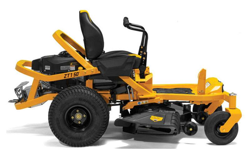 2020 Cub Cadet ZT1 50 in. Kawasaki FR 23 hp in Cumming, Georgia - Photo 3
