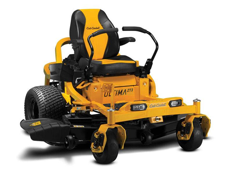 2020 Cub Cadet ZT3 60 in. Kawasaki FS 24 hp in Greenland, Michigan - Photo 1