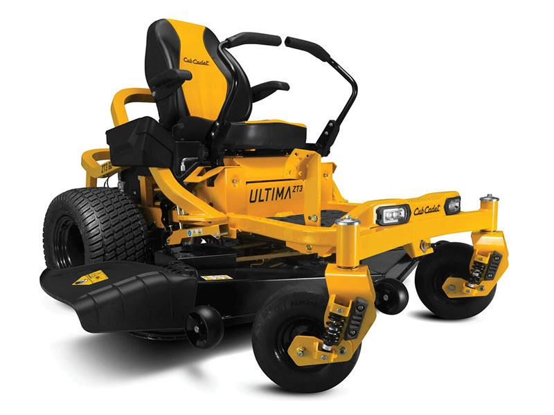 2020 Cub Cadet ZT3 60 in. Kawasaki FS 24 hp in Greenland, Michigan - Photo 3