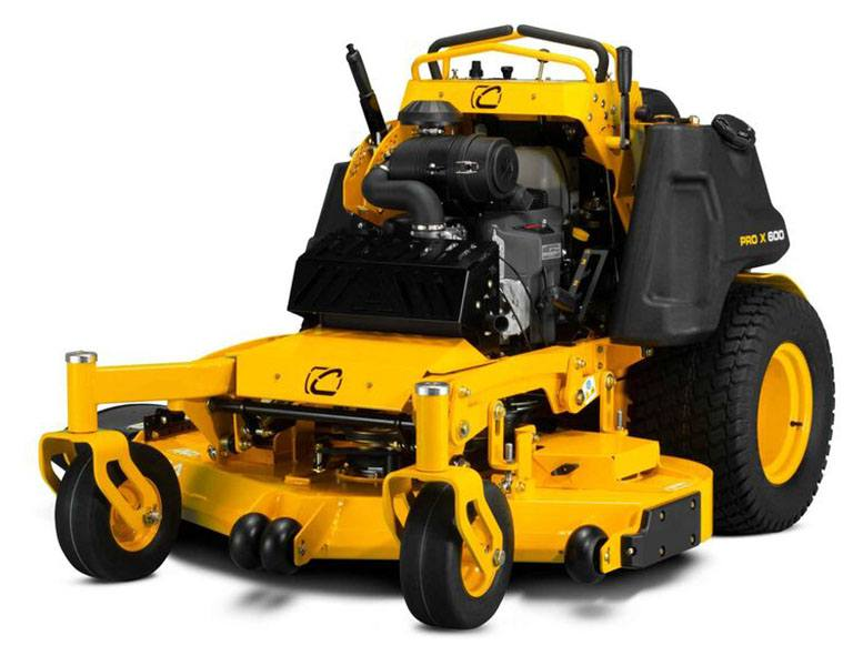 2020 Cub Cadet Pro X 654 54 in. Kawasaki FX801V 25.5 hp in Prairie Du Chien, Wisconsin - Photo 2