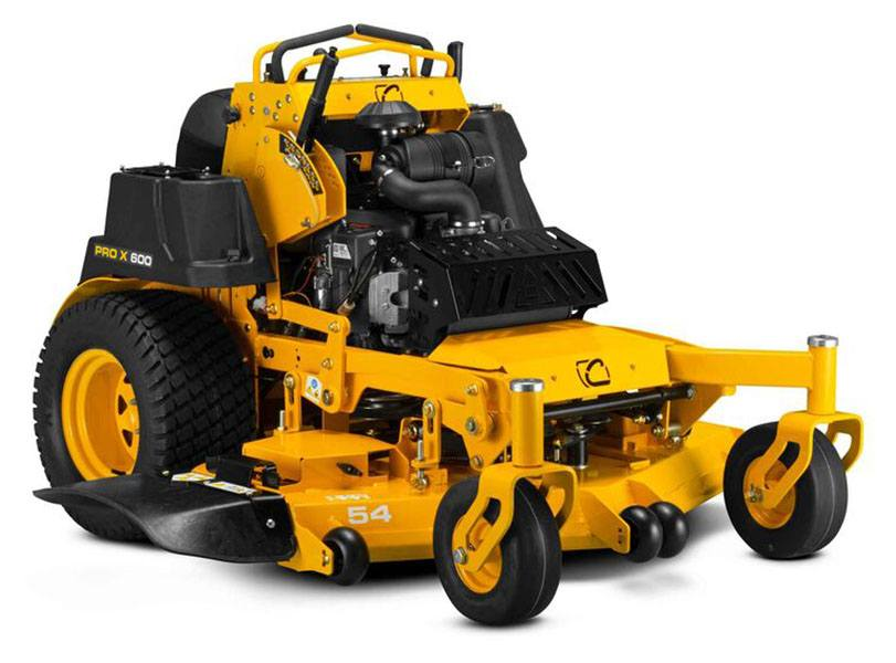 2020 Cub Cadet Pro X 654 54 in. Kawasaki FX801V 25.5 hp in Prairie Du Chien, Wisconsin - Photo 3