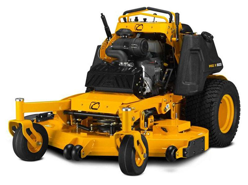 2020 Cub Cadet Pro X 660 60 in. Kawasaki FX801V 25.5 hp in Westfield, Wisconsin - Photo 3