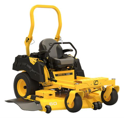 2020 Cub Cadet Pro Z 160 L 60 in. Kohler Confidant EFI 27 hp in Aulander, North Carolina