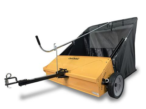 2020 Cub Cadet 44 in. Lawn Sweeper in Prairie Du Chien, Wisconsin