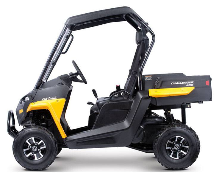 2020 Cub Cadet Challenger 400LX in Saint Johnsbury, Vermont - Photo 3