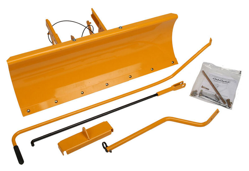 2021 Cub Cadet 42 in. Snow Plow Blade in Sturgeon Bay, Wisconsin