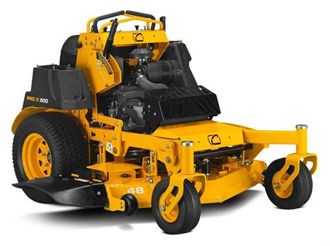 2020 Cub Cadet Pro X 648 48 in. Kawasaki FX691V 22 hp in Prairie Du Chien, Wisconsin - Photo 1