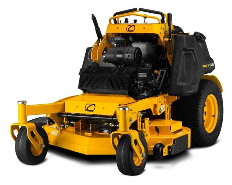 2020 Cub Cadet Pro X 648 48 in. Kawasaki FX691V 22 hp in Prairie Du Chien, Wisconsin - Photo 2