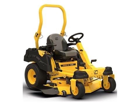 2021 Cub Cadet Pro Z 148 S 48 in. Kohler Confidant EFI 25 hp in Hillman, Michigan