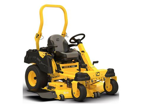 2021 Cub Cadet Pro Z 154 S 54 in. Kohler Confidant EFI 27 hp in Mount Bethel, Pennsylvania
