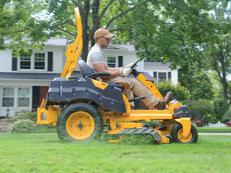2021 Cub Cadet Pro Z 154 S 54 in. Kohler Confidant EFI 27 hp in Livingston, Texas - Photo 6