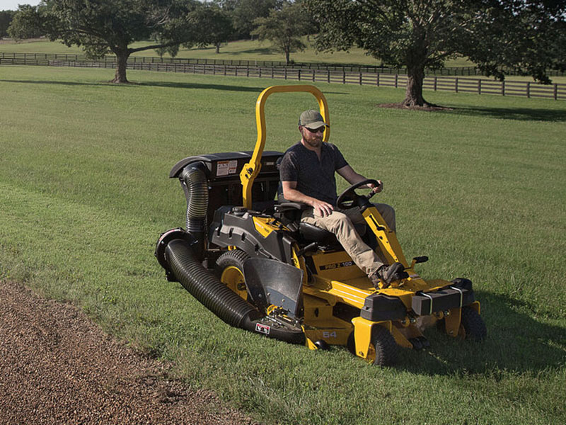 2021 Cub Cadet Pro Z 154 S 54 in. Kohler Confidant EFI 27 hp in Livingston, Texas - Photo 8