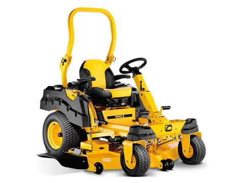 2021 Cub Cadet Pro Z 160 S 60 in. Kohler Confidant EFI 27 hp in Hillman, Michigan