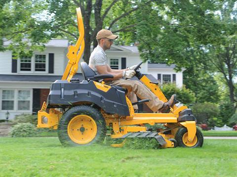 2021 Cub Cadet Pro Z 160 S 60 in. Kohler Confidant EFI 27 hp in Sturgeon Bay, Wisconsin - Photo 4
