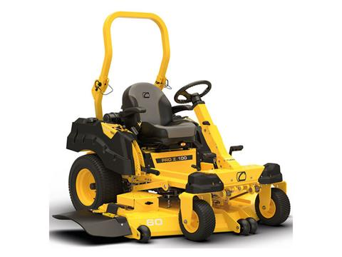 2021 Cub Cadet Pro Z 160 S KW 60 in. Kawasaki FX730V 23.5 hp in Livingston, Texas - Photo 1