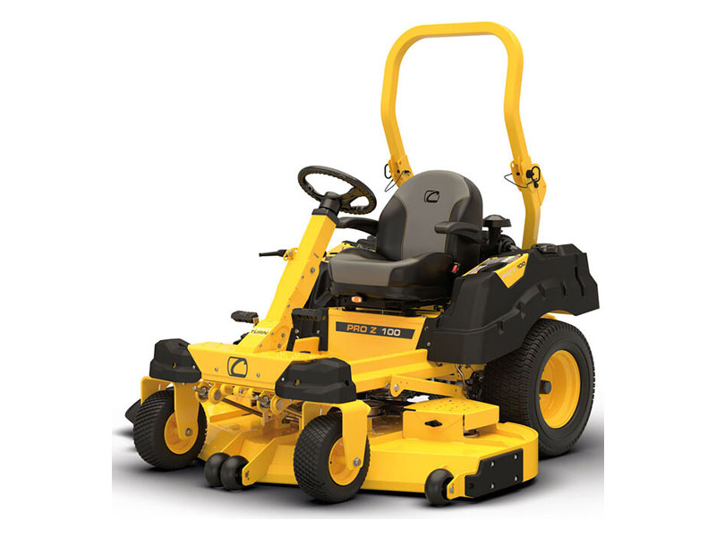 2021 Cub Cadet Pro Z 160 S KW 60 in. Kawasaki FX730V 23.5 hp in Livingston, Texas - Photo 2