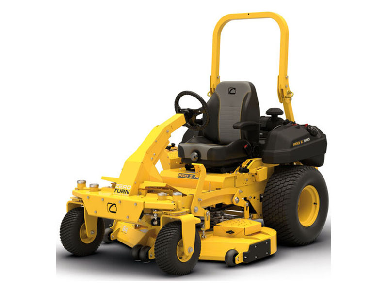 2021 Cub Cadet Pro Z 554 S KW 54 in. Kawasaki FX850V 27 hp in Aulander, North Carolina - Photo 2