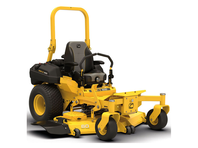 2021 Cub Cadet Pro Z 560 L KW 60 in. Kawasaki FX850V 27 hp in Cumming, Georgia - Photo 1