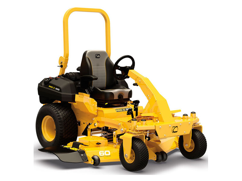 2021 Cub Cadet Pro Z 560 S KW 60 in. Kawasaki FX850V 27 hp in Livingston, Texas - Photo 1