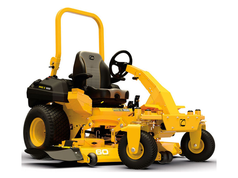 2021 Cub Cadet Pro Z 560 S KW 60 in. Kawasaki FX850V 27 hp in Livingston, Texas - Photo 2