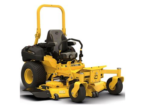 2021 Cub Cadet Pro Z 760 L KW 60 in. Kawasaki FX921V 31 hp in Livingston, Texas