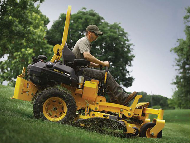 2021 Cub Cadet Pro Z 760 L KW 60 in. Kawasaki FX921V 31 hp in Greenland, Michigan - Photo 5