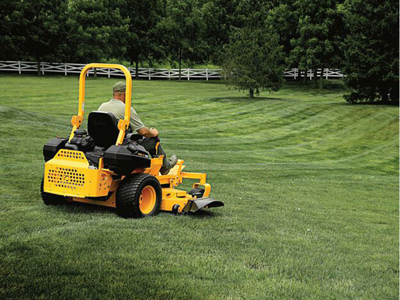 2021 Cub Cadet Pro Z 760 L KW 60 in. Kawasaki FX921V 31 hp in Greenland, Michigan - Photo 7