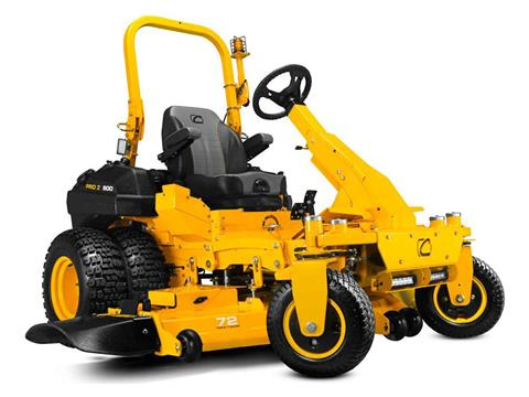 2021 Cub Cadet Pro Z 972 SDL 72 in. Kawasaki FX1000V 35 hp in Berlin, Wisconsin