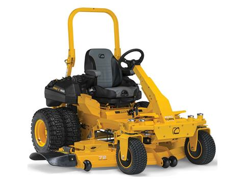 2021 Cub Cadet Pro Z 972 SD 72 in. Kawasaki FX1000V 35 hp in Mount Bethel, Pennsylvania