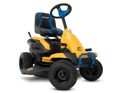 2021 Cub Cadet CC 30 in. E Electric in Berlin, Wisconsin - Photo 11