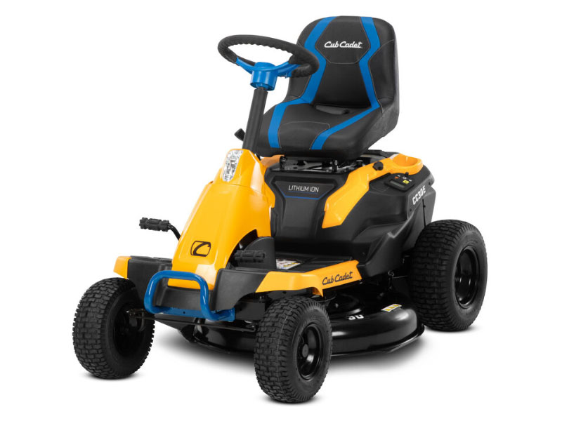 2021 Cub Cadet CC 30 in. E Electric in Westfield, Wisconsin - Photo 2