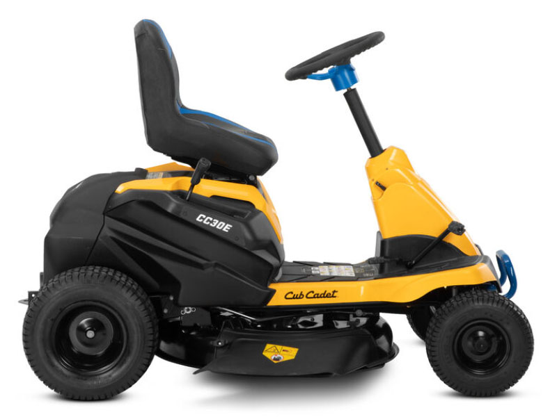 2021 Cub Cadet CC 30 in. E Electric in Berlin, Wisconsin - Photo 3