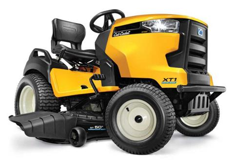 2021 Cub Cadet XT1 GT50 50 in. Kohler 7000 Series 25 hp in Hillman, Michigan