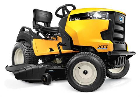 2021 Cub Cadet XT1 GT54 54 in. Kohler 7000 Series FAB 25 hp in Mount Bethel, Pennsylvania