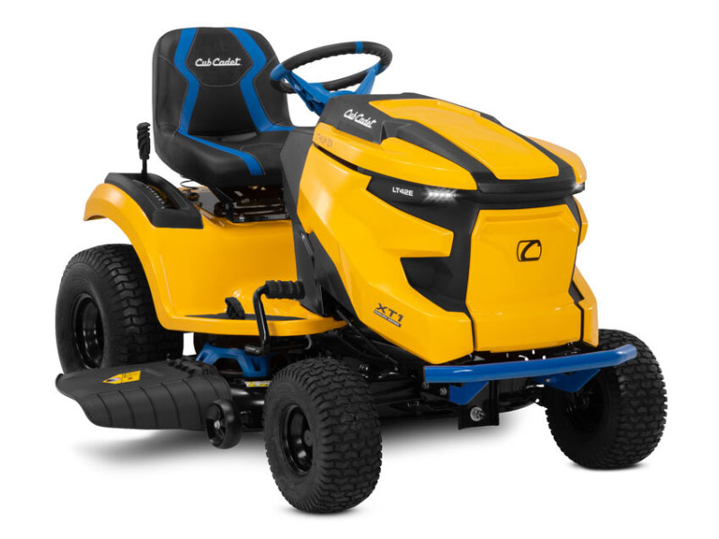 2021 Cub Cadet XT1 LT42E 42 in. Electric in Livingston, Texas - Photo 1
