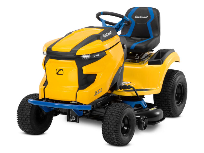 2021 Cub Cadet XT1 LT42E 42 in. Electric in Saint Johnsbury, Vermont - Photo 2