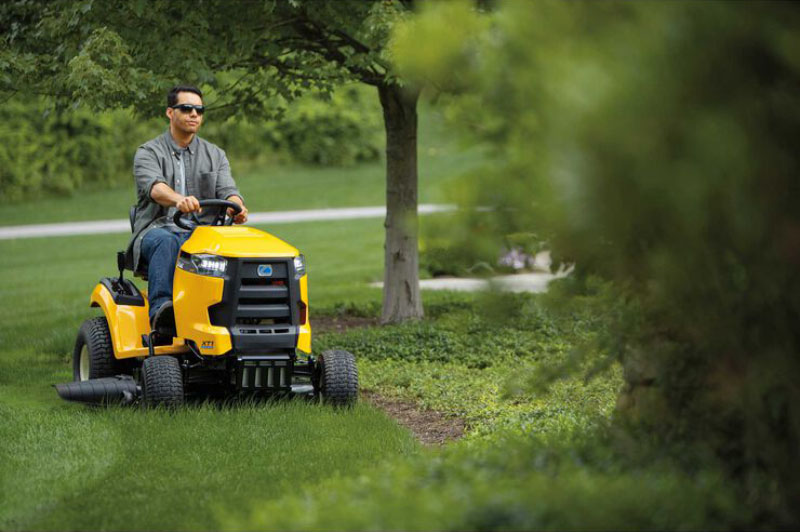 2021 Cub Cadet XT1 LT42 42 in. Kohler 5400 Series 18 hp in Greenland, Michigan - Photo 4
